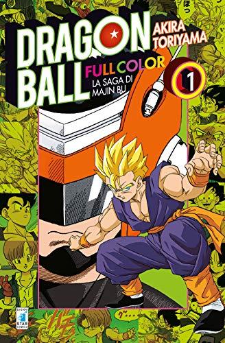La saga di Majin Bu. Dragon ball full color (Vol. 1)