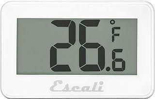 Escali DHF1 Termómetro grande con pantalla digital LCD para