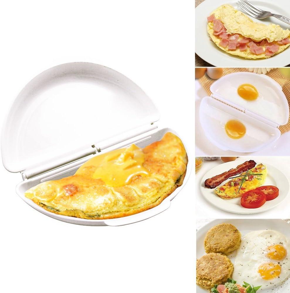 Microwave Steamed Sacramento Mall Eggs Molds Omelet Egg Mak Tray Cooker Wholesale Bowl Pan
