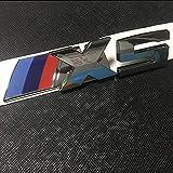 Logotipo de la capucha Etiqueta engomada del tronco de automóvil para BMW E90 E91 E39 E46 E60 E61 X5 E36 E30 X6 F10 F20 F30 X1M X3M X5M X6M M3 M5 M6 M6 BMW Pegatina M M Etiqueta engomada del logotipo