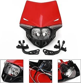 650 450 LED Blinker kompatibel mit Honda CRF 750 CRF 250 Rally CRF250L B1 E-Gepr/üft // 2St/ück