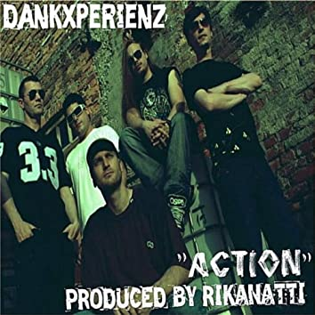Action (feat. Spinz)