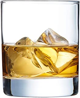 Arcoroc ARC J3313 Islande Whiskyglas, 300 ml, Glas, transparent, 6 Stück