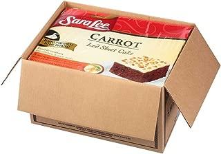 Sara Lee Iced Carrot Sheet Cake, 12 x 16 inch -- 4 per case.