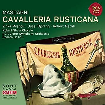 Mascagni: Cavalleria Rusticana ((Remastered))