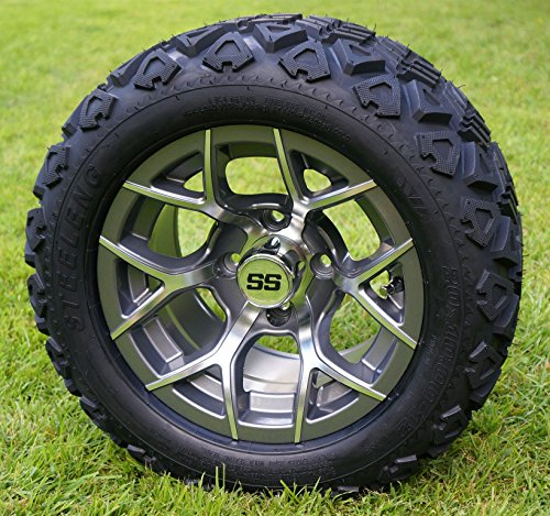 """12"""" RALLY Wheels & Tires"""