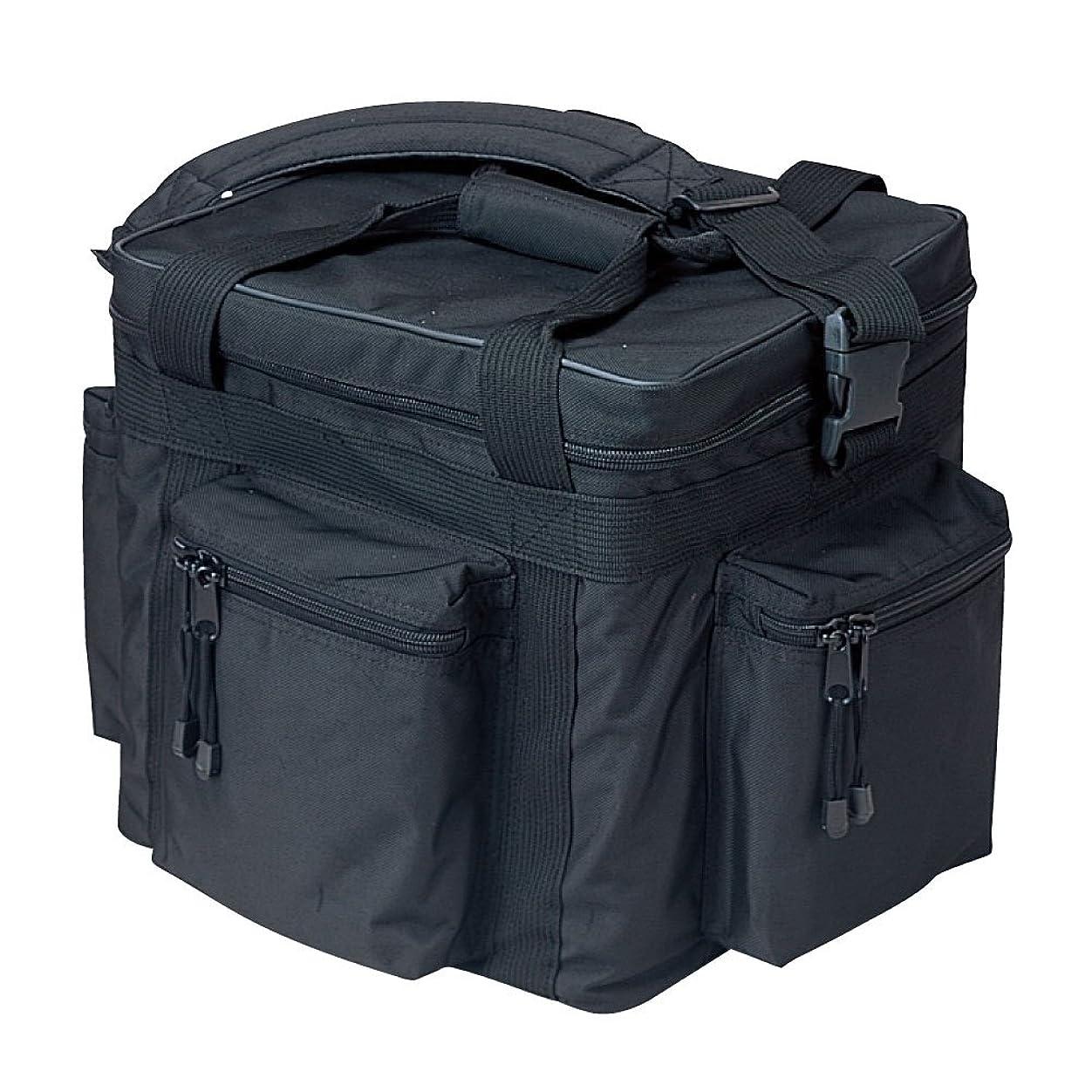 お誕生日警報柔らかさCNB レコードバッグ LP用 収納枚数 約90枚 DJB-100 ブラック