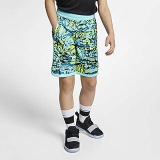Boy's Dry Basketball Short (Blue Gaze/Blue Gaze/White',...