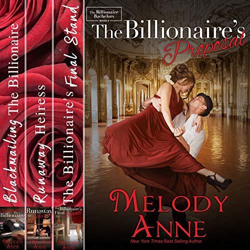 Billionaire Bachelor Series - Box Set Two (Billionaire Bachelors Series - Box Set Book 2) (English Edition)