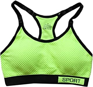 Energy Women's Breathable Cami Quick Dry Running Shockproof Fitness Bra