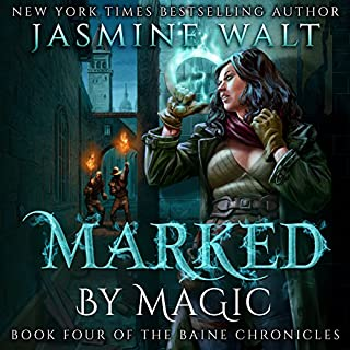 Marked by Magic     The Baine Chronicles, Book 4              Auteur(s):                                                                                                                                 Jasmine Walt                               Narrateur(s):                                                                                                                                 Laurel Schroeder                      Durée: 6 h et 52 min     Pas de évaluations     Au global 0,0