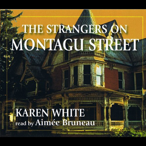 The Strangers On Montagu Street audiobook cover art