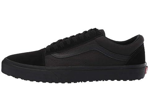 Vans Slip On UC M4M Black Mono Shoes