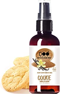 Realtors Best Friend New Cookie- Vanilla Sugar Fragrance Spray/Air Filter Spray- Scents Entire House in a Minute