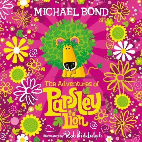 The Adventures of Parsley the Lion cover art