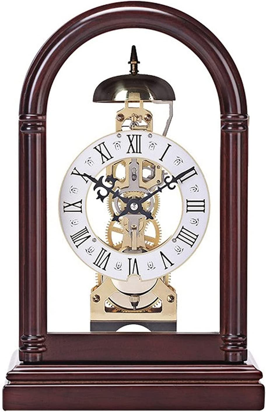 Clock for Desk Table Chinese Popular shop is the lowest price latest challenge Tabletop Style Transpar