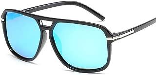 Oversized Sunglass Men Polarized Mirror Goggles Driving SunGlass Retro HD Driver Sunglass