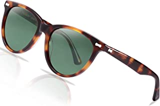 T.SEBAN Polarized Sunglasses for Women Cat Eyes Fashion...
