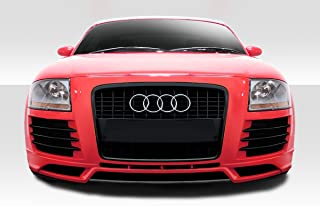 Brightt Duraflex ED-FHN-798 R8 Look Front Bumper - 1 Piece Body Kit - Compatible With TT 2000-2006