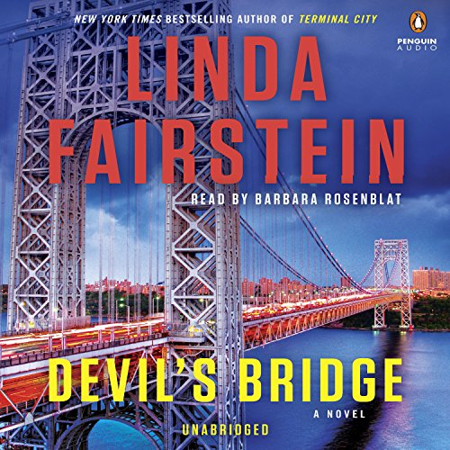 Devil's Bridge audiobook cover art