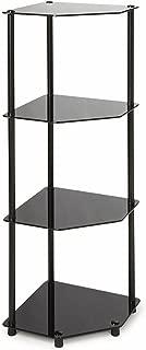 corner shelf bar