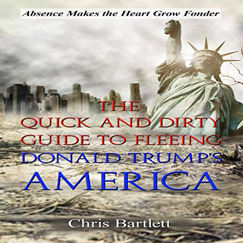 Leaving America audiobook cover art