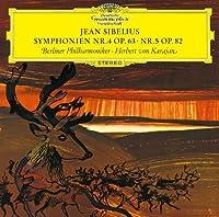 シベリウス:交響曲第4番&第5番