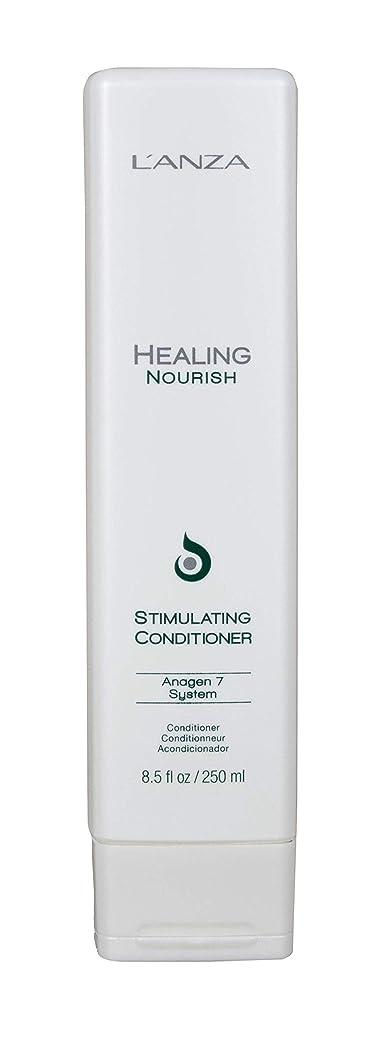効率的マトロン有名なランザ ヒーリングナリッシュ スティミュレイティング シャンプー (細い髪、薄い髪用) 250ml/8.5oz