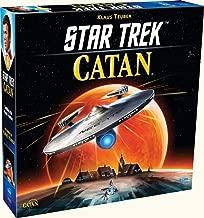 Star Trek Catan Bundle Includes Star Trek Catan Base Game & Star Trek Catan Federation Space, A Two Map Expansion
