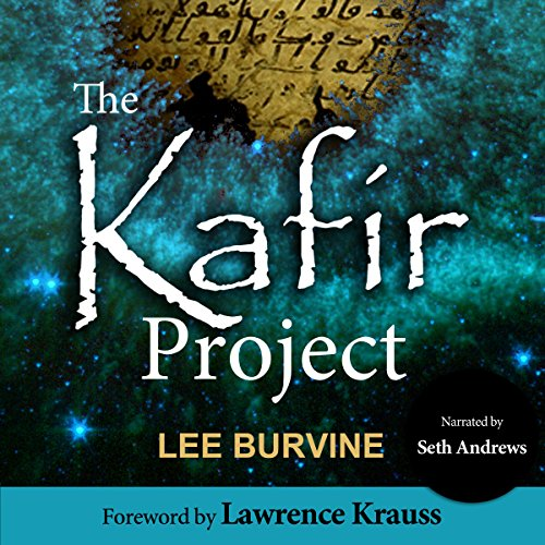 The Kafir Project audiobook cover art