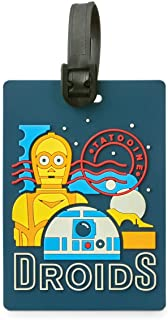 American Tourister Star Wars Luggage Tag, R2D2, One Size