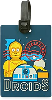 American Tourister R2D2 Travel Accessory Luggage ID Tag