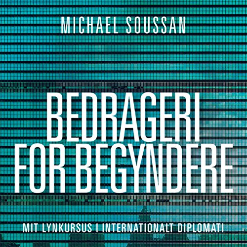 Bedrageri for begyndere cover art