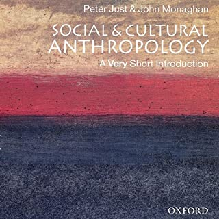 Social and Cultural Anthropology: A Very Short Introduction cover art