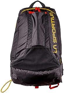Skimo Race Backpack, Mochila Unisex Adulto, Multicolor (Black/Yellow), 24x36x45 cm (W x H x L)