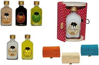 Lote de 15 Botellas de Licor Minis (Surtidas) en Cajas de