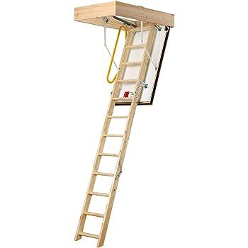 Laddaway 1530-005 - Escalera para áticos (tamaño: 2.80m): Amazon ...