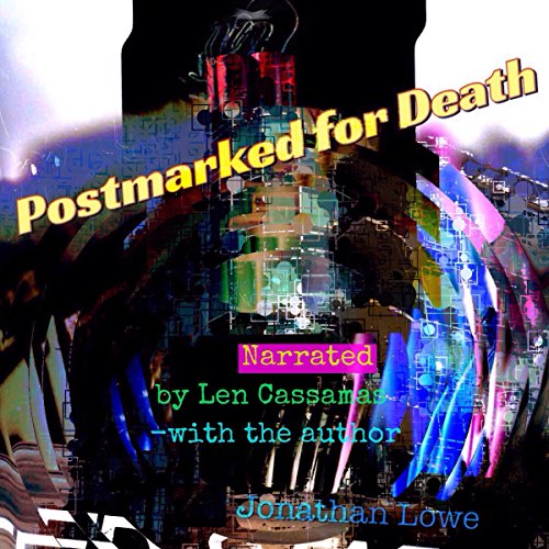 Postmarked for Death audiobook cover art