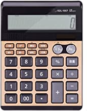 $41 » ZZL Multifunction Calculators Large Display Basic Office Standard Function Desktop Calculator Buttons Handheld Daily Pract...