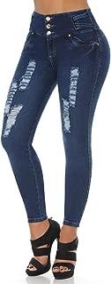 Pantalones Colombianos Cintura alta Levantacola 3315