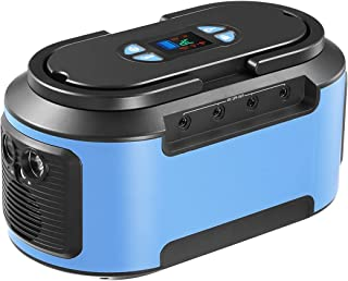 Portable Solar Generator Power Station Battery Charger 87000mAh for Picnics Camping Car Travels