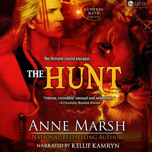 The Hunt     Hunter's Mate              De :                                                                                                                                 Anne Marsh                               Lu par :                                                                                                                                 The Killion Group                      Durée : 7 h et 37 min     Pas de notations     Global 0,0