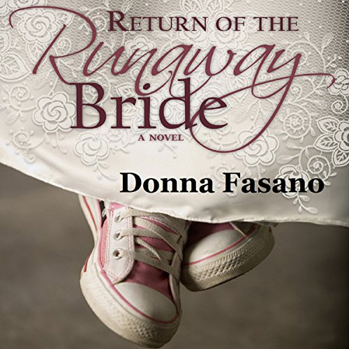 Return of the Runaway Bride audiobook cover art