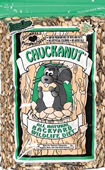 Chuckanut Products Vsd-012027Backyard Wildlife Diet