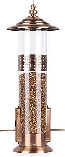 Best hanging copper bird feeder Reviews
