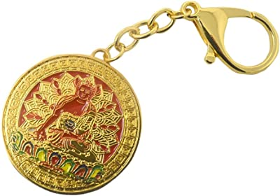 Feng Shui Prosperity Chest Featuring Maneki Neko W3702