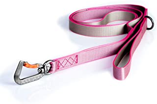 Sleepypod Power Leash (Large, Pink Peony)
