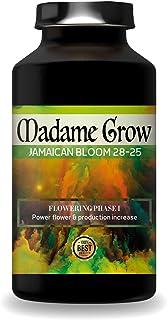 MADAME GROW ?????????? FLORACIÓN Marihuana ???? Mejor Fertilizante floración Cannabis 4??2??0?? Abono para la floración ???? Jamaican Bloom 28-25 ???? Concentrado de Fósforo y Potasio ???? más molibdeno