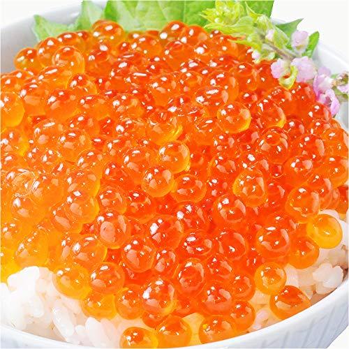 どんぶり用 北海道 天然 いくら 醤油漬け いくら イクラ醤油漬け ノンドリップ (2kg)