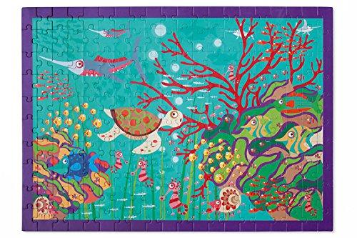 Scratch Puzzle Enfant Multicolore 6181094